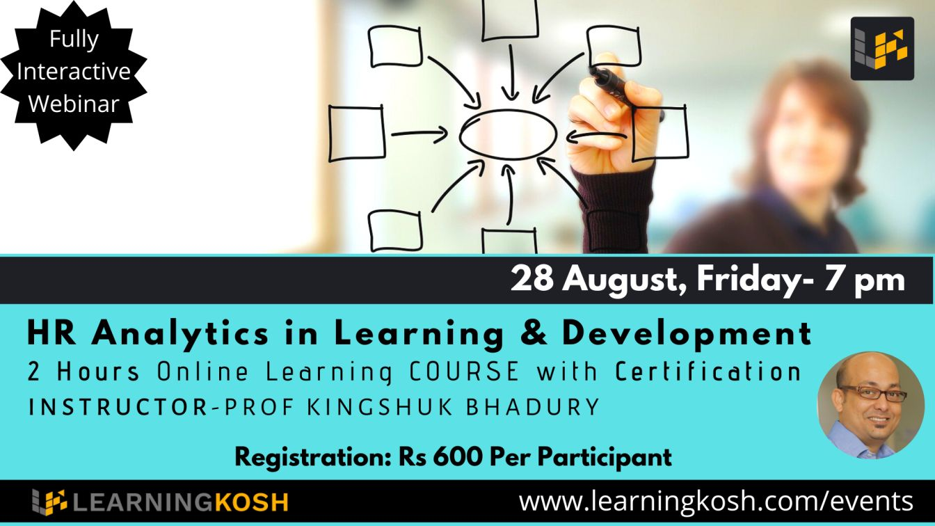 HR Certification in Learning & Development- LearningKosh